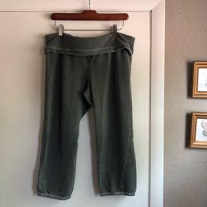 Lolly crop sweatpants